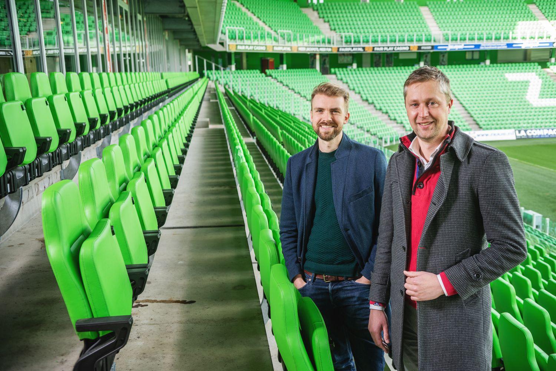 NOM en G-force Capital investeren in Groningse startup Tckl, de Tikkie van de businesseats